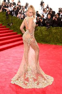 Beyoncé au Met Ball 2015