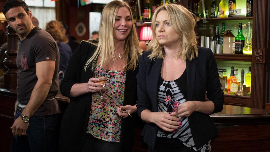 Eastenders 06/6 - A mortified Donna reels from her drunken actions