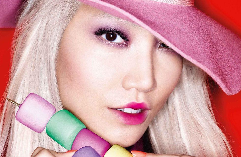 Un ombré lips facile et efficace sans pour autant s'incarner en make-up artist, c'est possible !