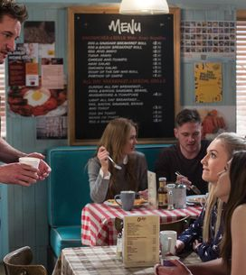 Eastenders 10/6 - Jane prepares to move to Birmingham