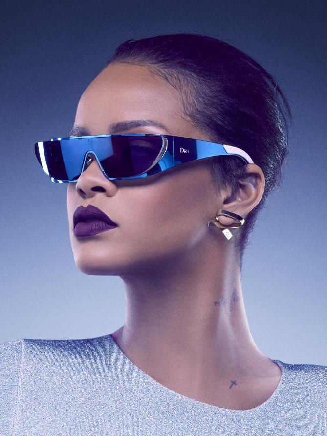 Rihanna signe une collection pour Dior
