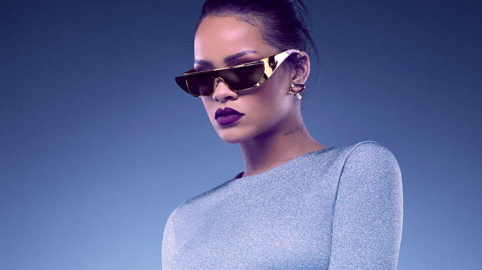 Qui osera porter les lunettes de soleil Rihanna x Dior ?
