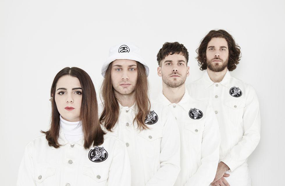 """Las Aves : """"On essaie de faire une musique hors des codes"""" (Interview)"""