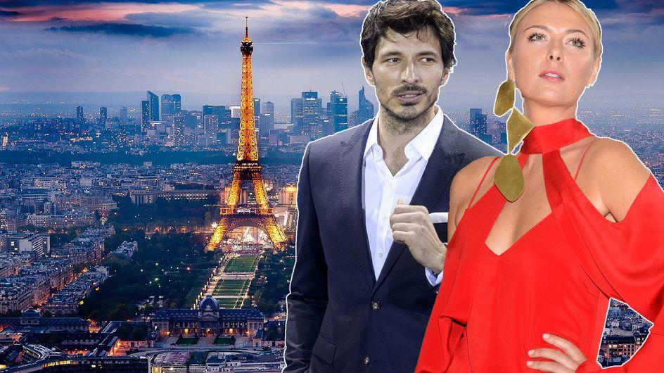 Velencoso y Sharapova, adictos a las redes y... ¿pareja?