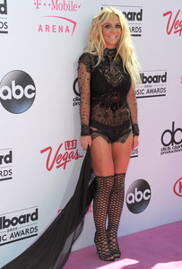 Britney Spears en los premios Billboard