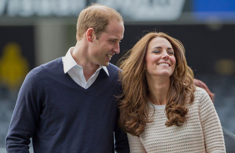 Pour leurs 5 ans de mariage, Kate et William dévoile une nouvelle photo