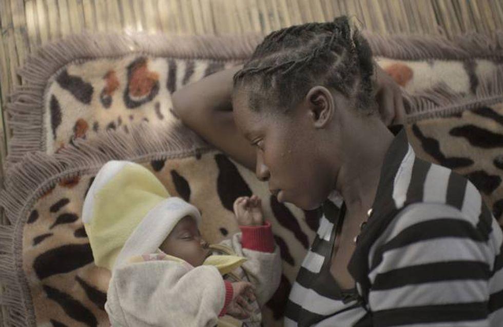 Ces portraits de filles mères à travers le monde vont vous bouleverser (Photos)