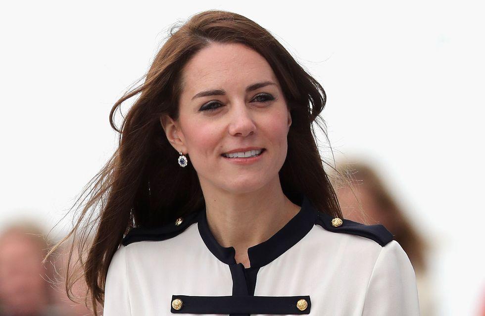 Kate Middleton, taclée parce qu'elle recycle ses tenues