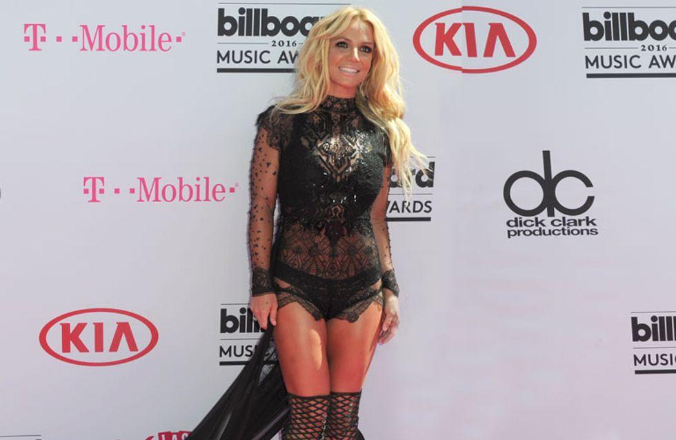 Britney Spears, sin faldas y a lo loco, peor look de la semana