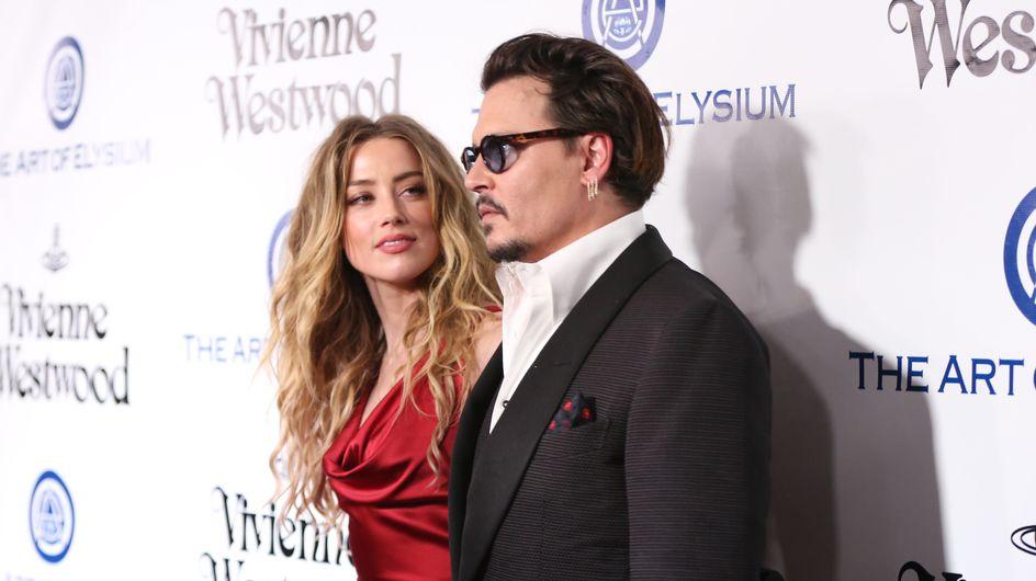 Johnny Depp, acusado de maltrato por su mujer Amber Heard