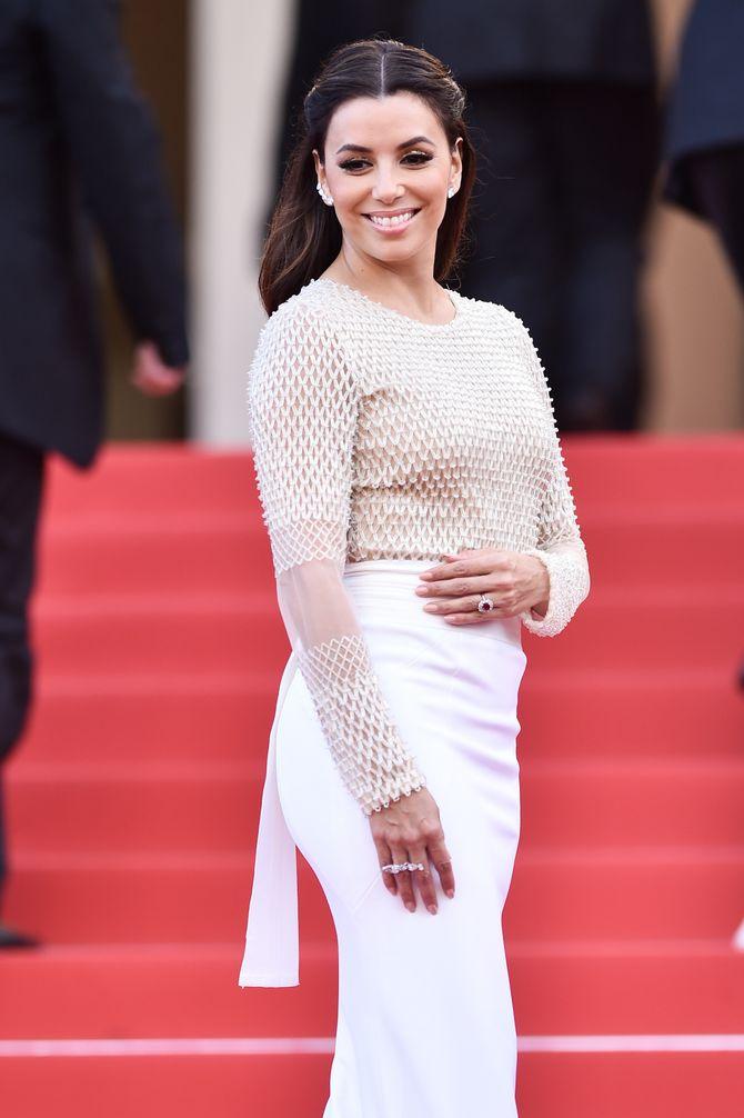 Eva Longoria à Cannes