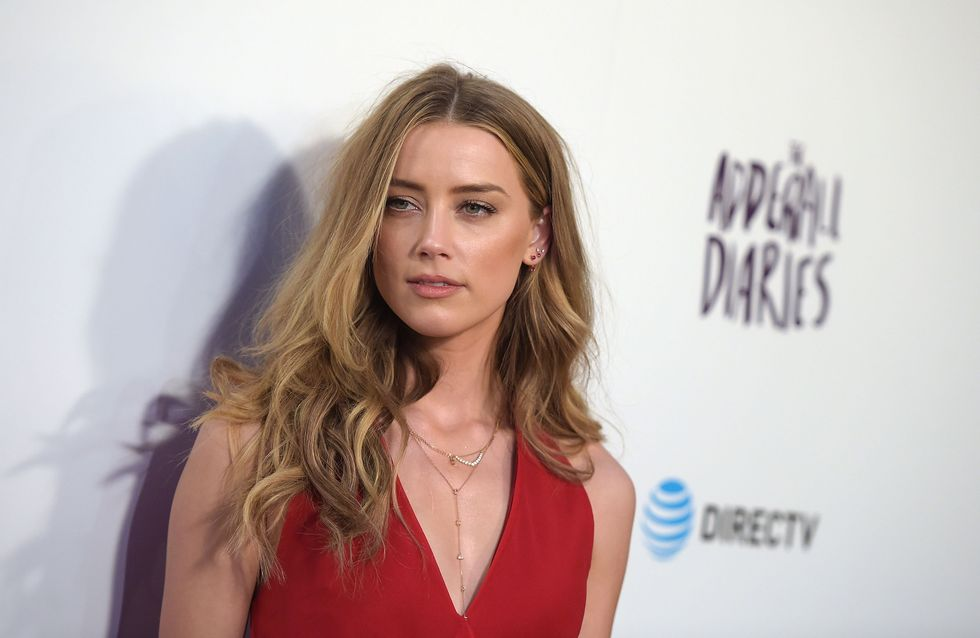 Amber Heard accuse Johnny Depp de violences conjugales