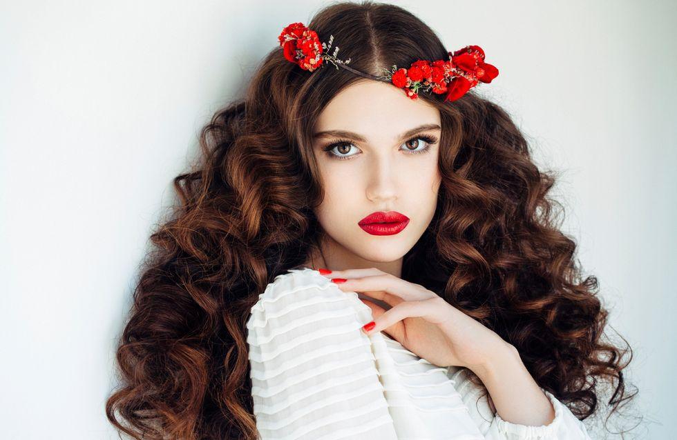 Le 50 pettinature per capelli ricci che adoriamo da Pinterest