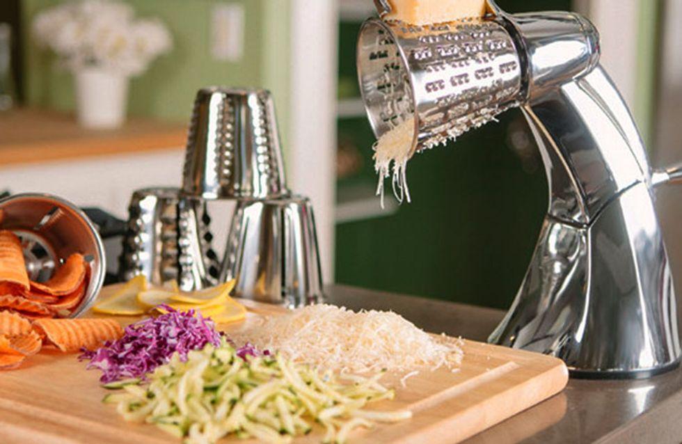 Utensílios de cozinha diferentões que você não sabia que existiam