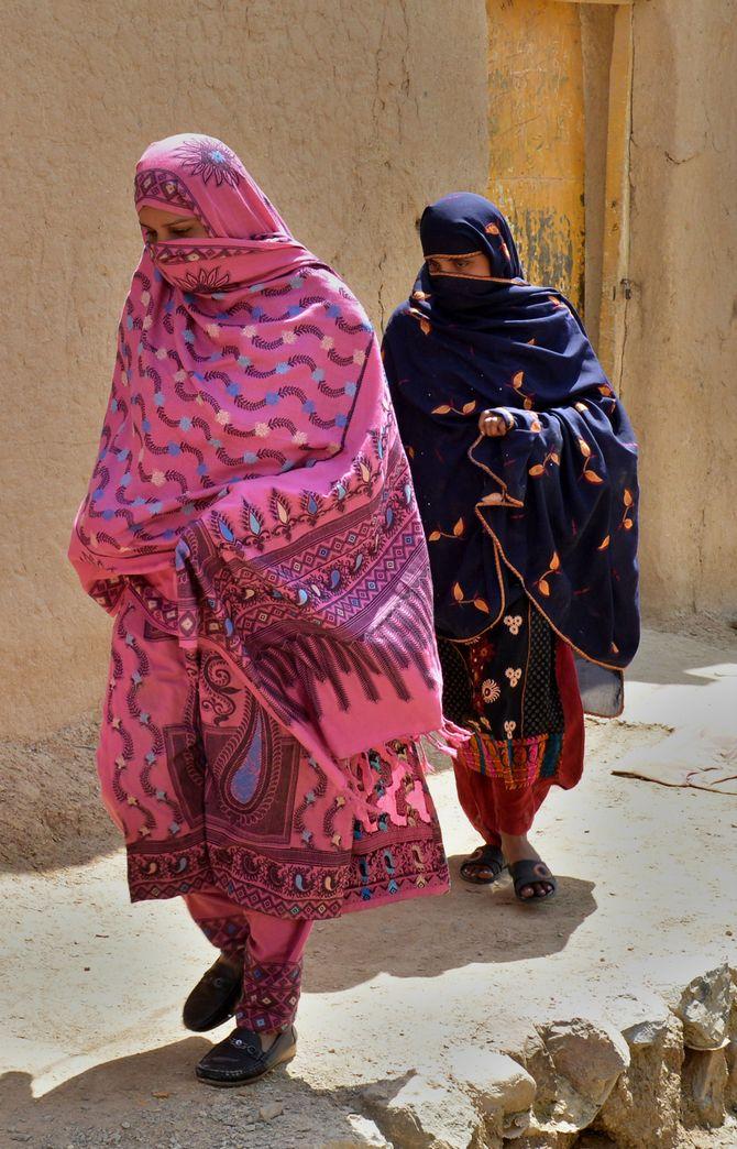 Des femmes pakistanaises