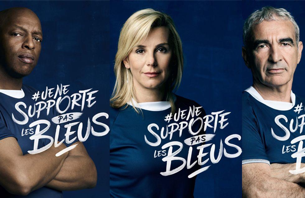 """""""Je ne supporte pas les bleus"""", une campagne choc contre les violences conjugales"""