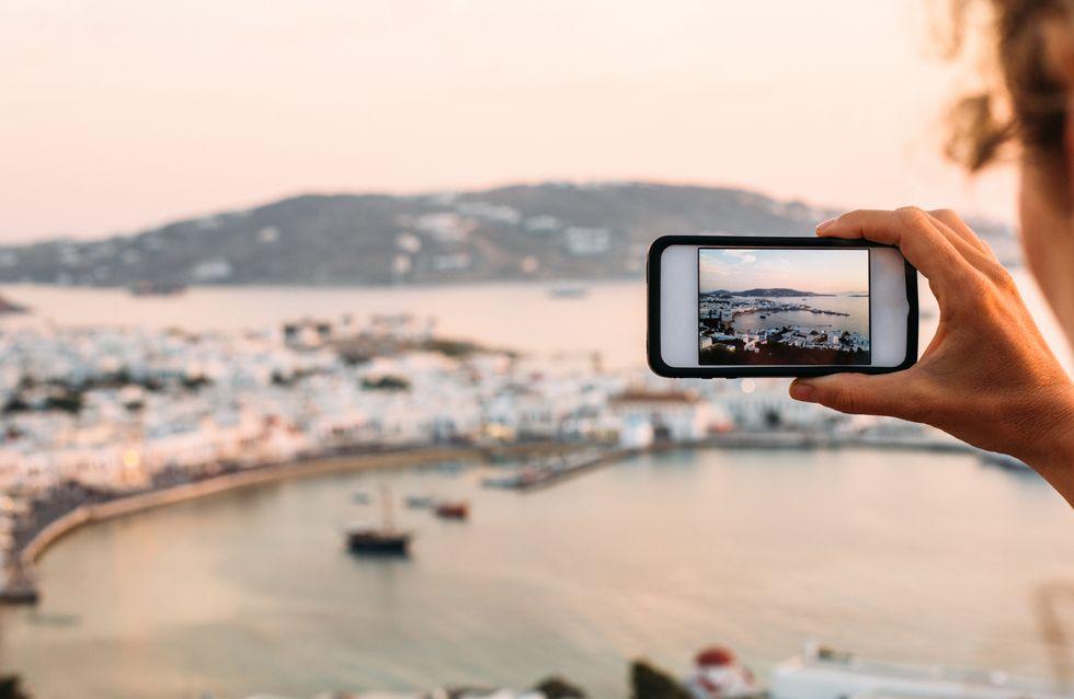5 tips pour réussir ses photos de vacances sur instagram