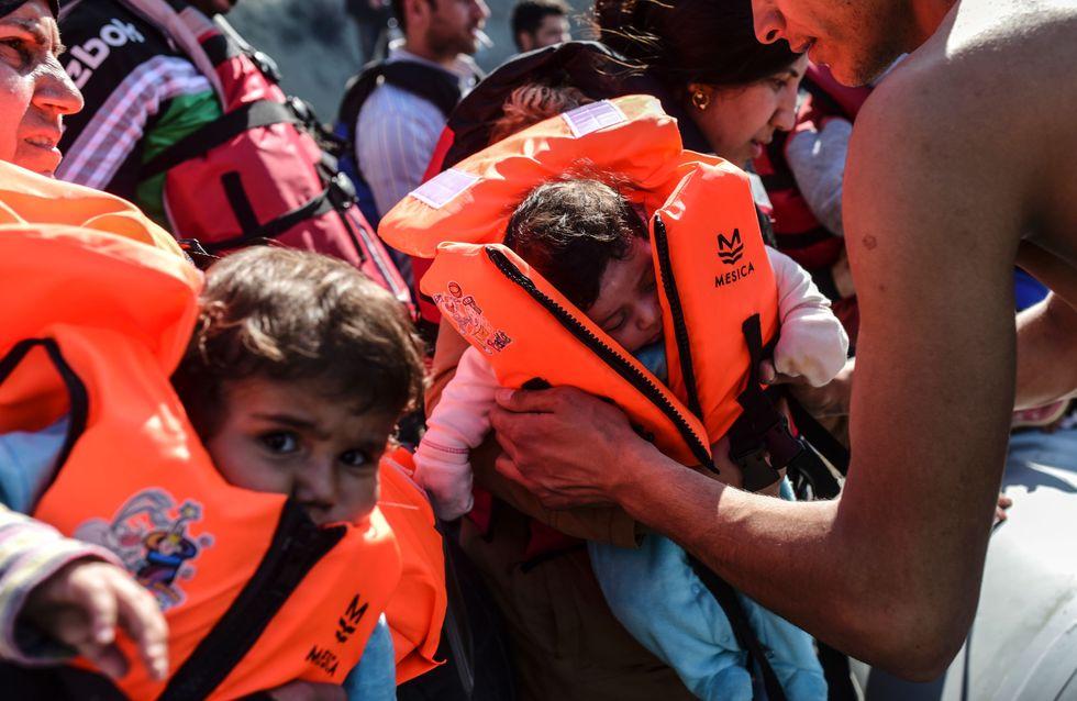 La photo d'un bébé syrien noyé en mer bouleverse et indigne le Web