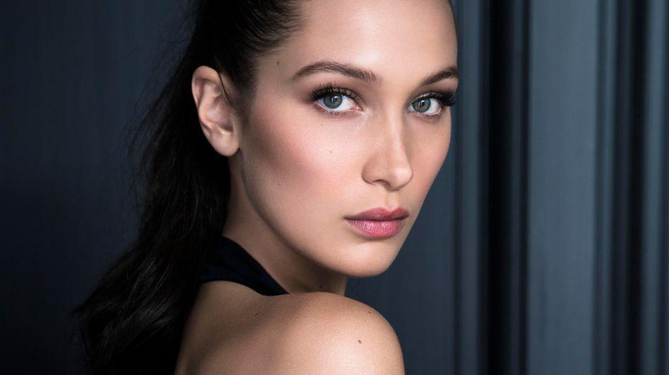 Bella Hadid devient ambassadrice beauté pour Dior