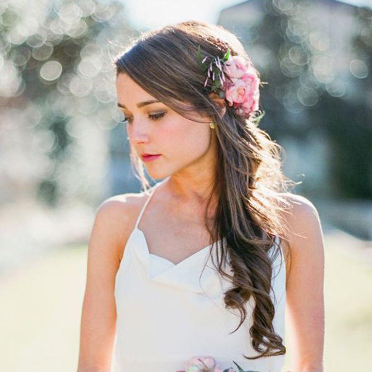 Die 50 Schonsten Hochzeitsfrisuren Fur Braute Brautjungfern