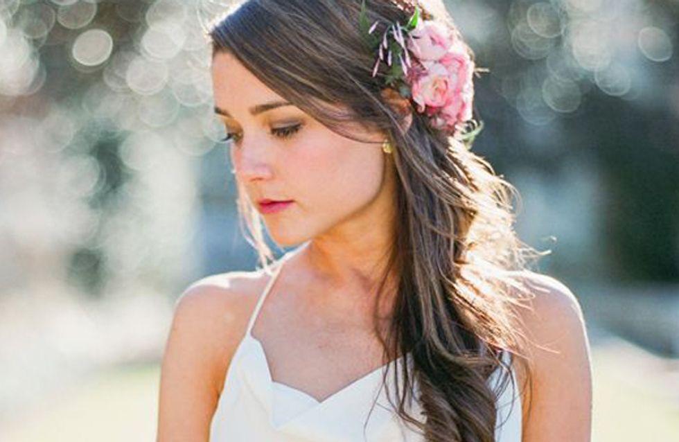 Die 50 schönsten Hochzeitsfrisuren für Braut, Brautjungfern & Trauzeuginnen