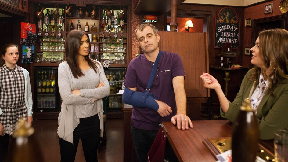 Coronation Street 12/6 - Sean wants the truth from Billy