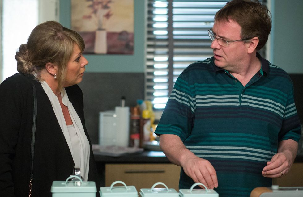 Eastenders 14/5 - It's the day of Bobby's hearing