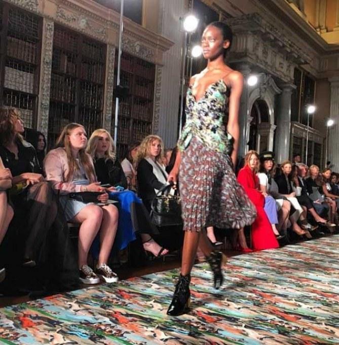 Défilé Dior Croisière 2017