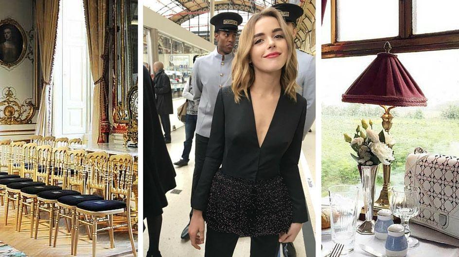 Revivez le défilé Dior Croisière 2017 via Instagram