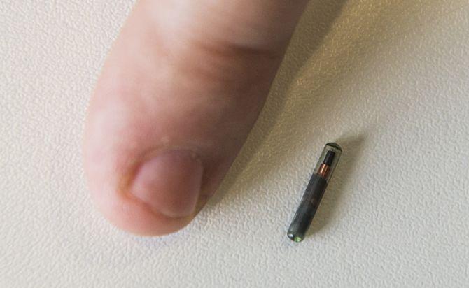 Un implant connecté