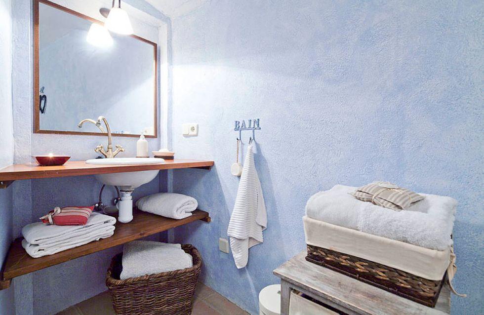7 ideas para revestir las paredes de tu cuarto de baño