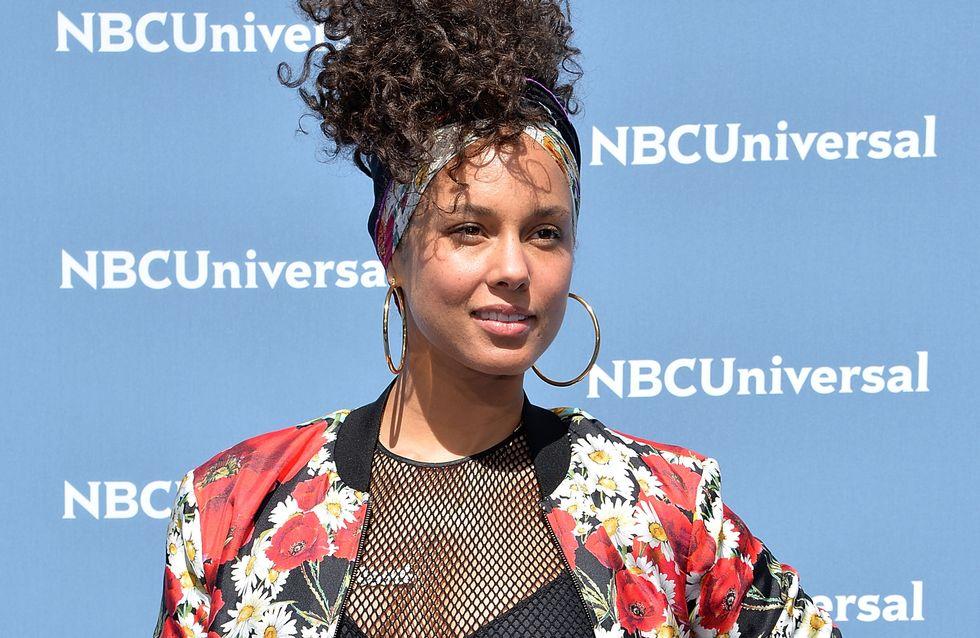 Alicia Keys a décidé de ne plus se maquiller, découvrez pourquoi