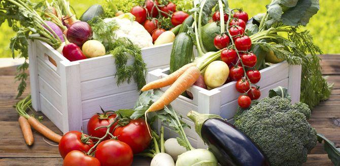 Richtig abnehmen mit gesunder Ernährung: Gemüse