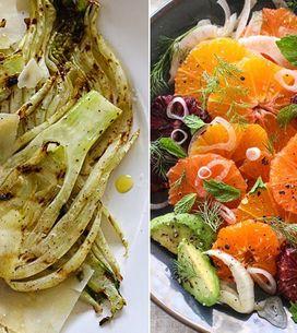 Überbacken im Ofen oder als frischer Salat: So einfach könnt ihr Fenchel zuberei