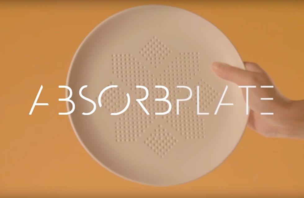 Absorbplat: come assimilare meno calorie mangiando con gusto!