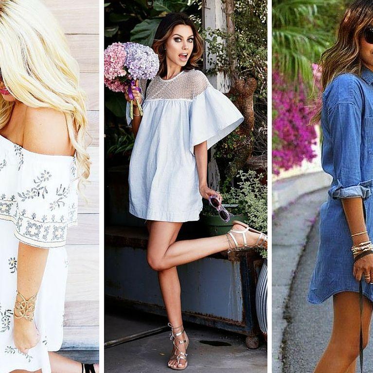 d00faf63a9d55 20 petites robes d'été qui nous séduisent sur Pinterest