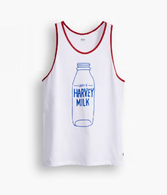 La collection Levi's x Harvey Milk en images