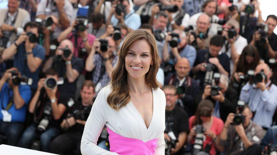 Hilary Swank cancela su boda con Rubén Torres