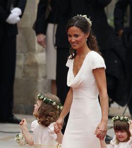 Pippa Middleton, une réplique moins chère de sa robe de demoiselle d'honneur est