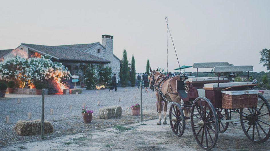 ¿Te gustaría casarte en el campo?