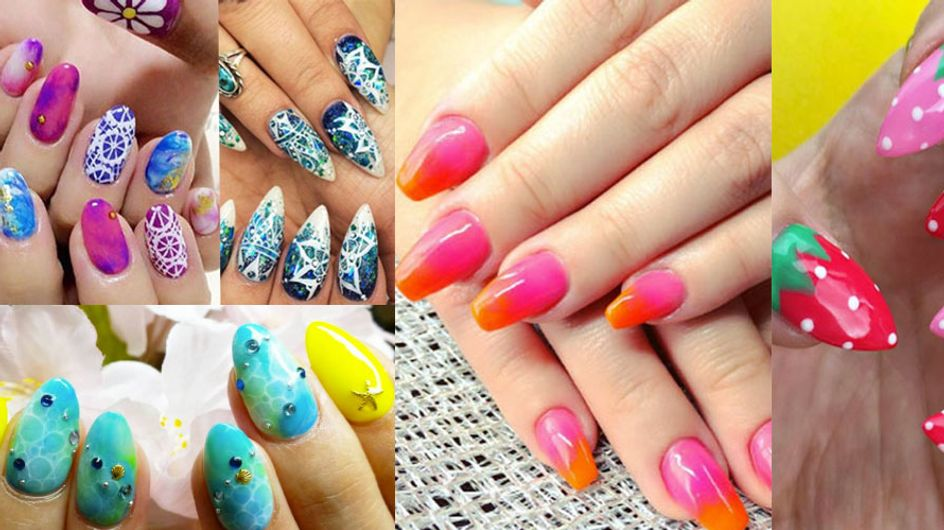 Get Nailed With All The Summer Mani-Art Inspo You'll Ever Need