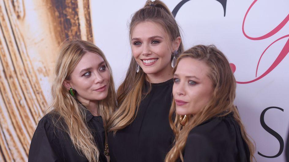 WTF : Mary-Kate et Ashley Olsen ont (presque) souri aux CFDA Fashion Awards