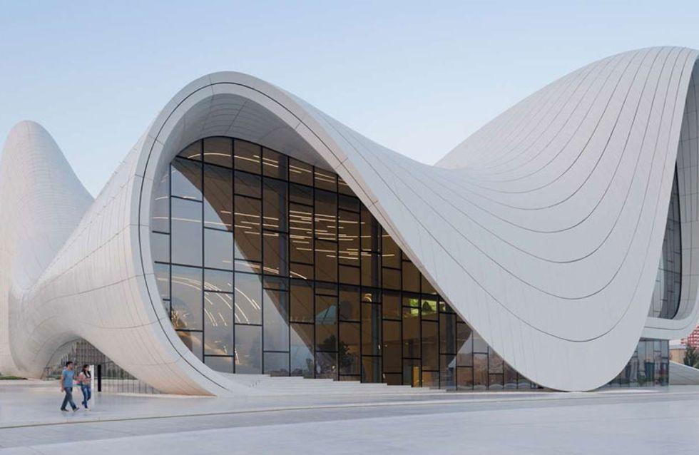 Los 20 edificios más espectaculares del mundo
