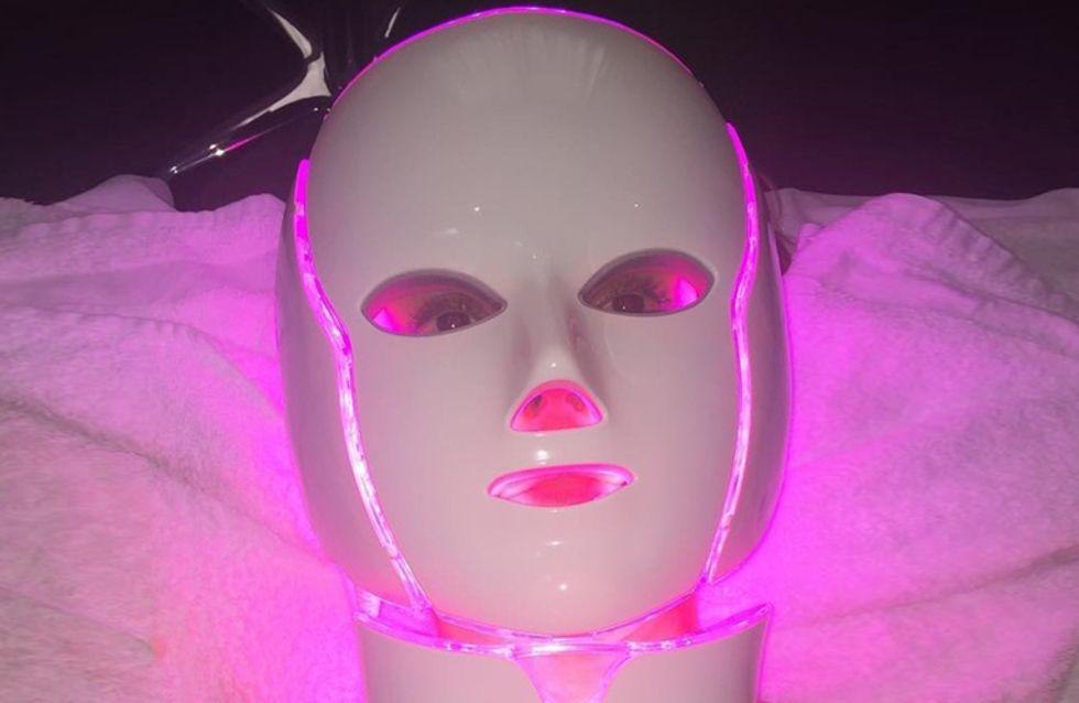 Máscaras De Luz Led