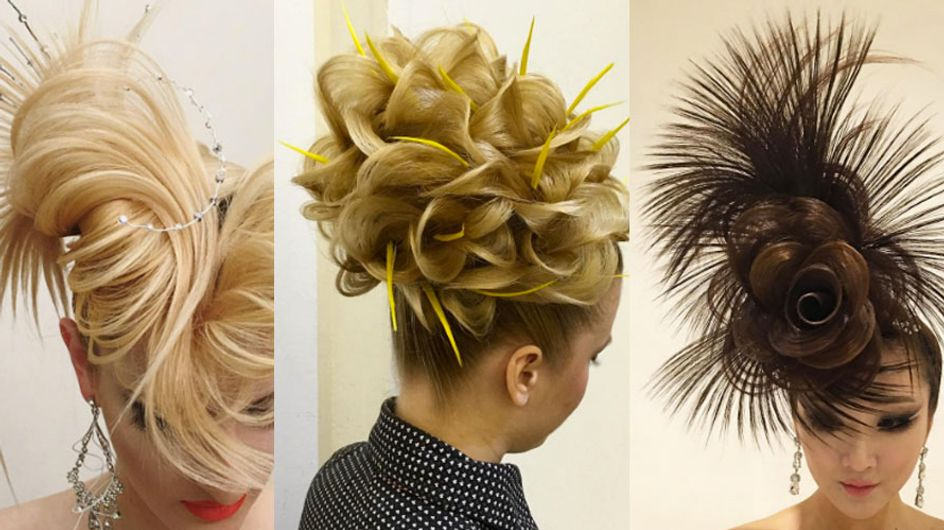 This Guy Creates Insane Hair Art On Instagram And We're *Totally* Obsessed