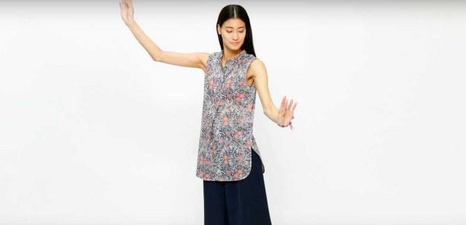 """""""Batik motif collection"""" de Uniqlo"""