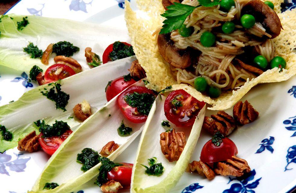 4 recetas con endibias que alegrarán tus cenas de verano