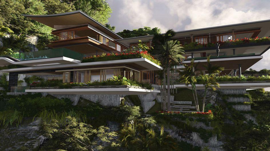 Xálima Island y su exclusiva villa fascinan a cualquiera
