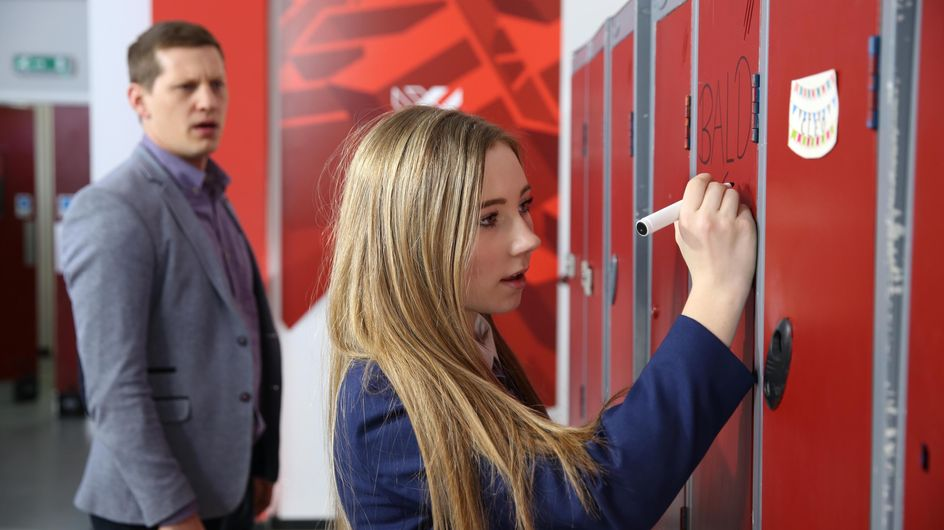 Hollyoaks 22/6 - Peri finds out about Tom and Jade