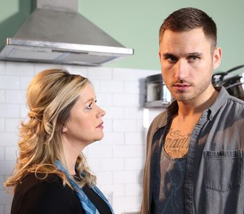 Hollyoaks 23/6 - Marnie urges Freddie to talk to Diane